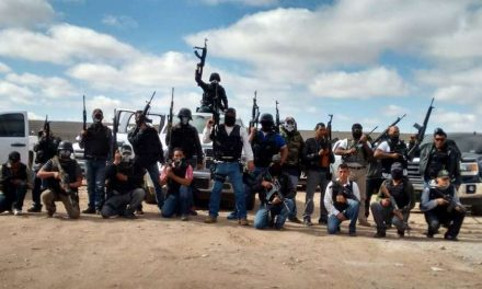 Mexican cartels have MILITARY weapons