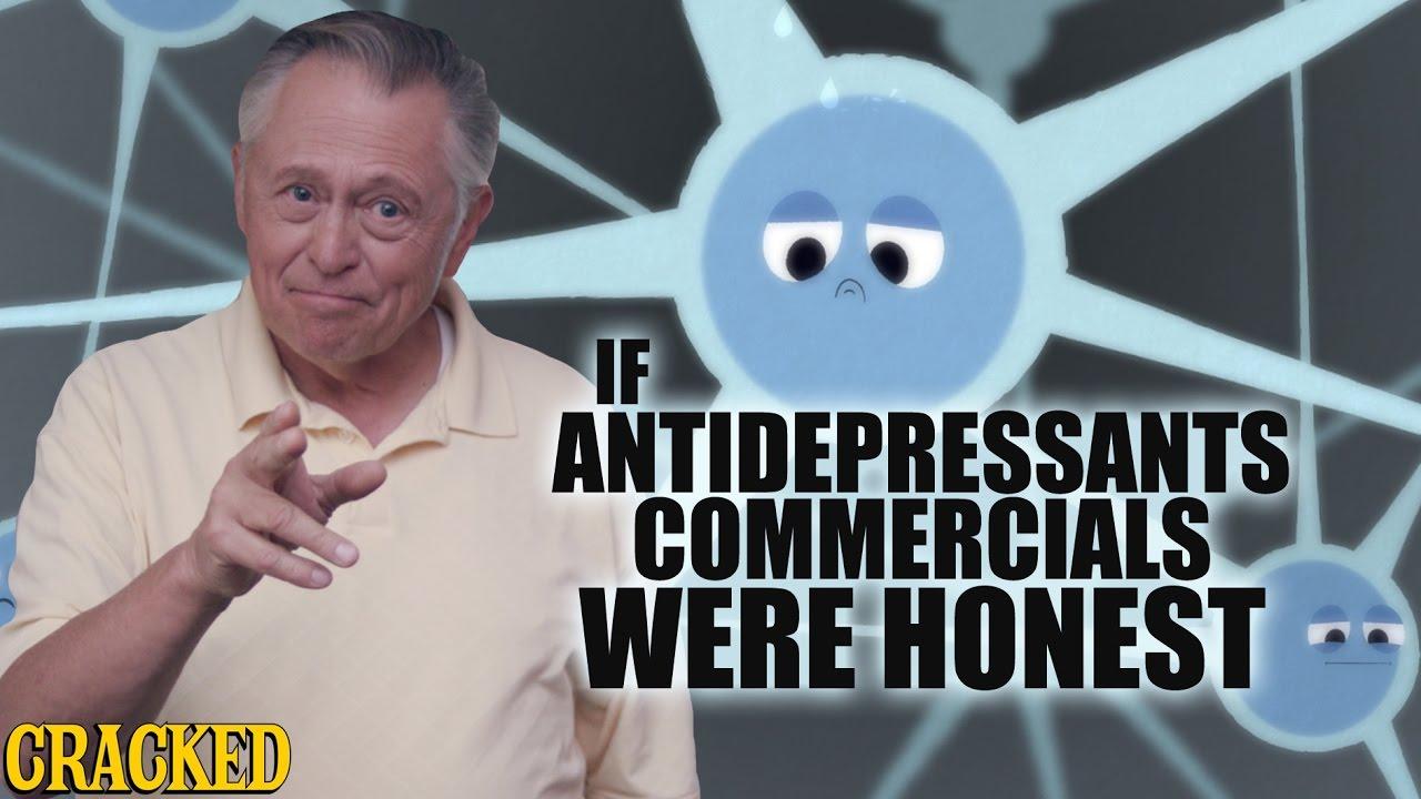 The anti-depressants scam