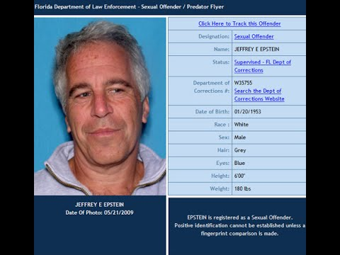 Jeffrey Epstein, Donald Trump and the Clintons