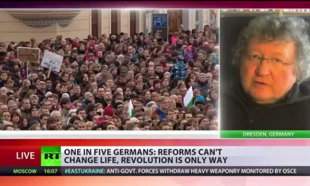 One in five Germans are ready for revolution