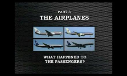 Missing passengers on 9/11