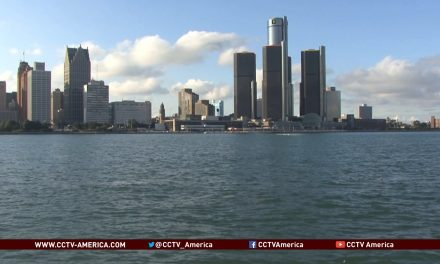 Is China buying Detroit?