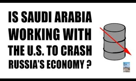 US, Saudi-Arabia squeeze-play on Russia