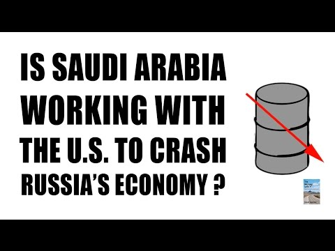 US, Saudi-Arabia squeeze-play on Russia