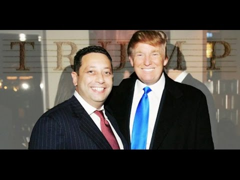 Trump and his gangster friends