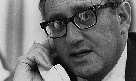 """Rehabilitating"" Kissinger"