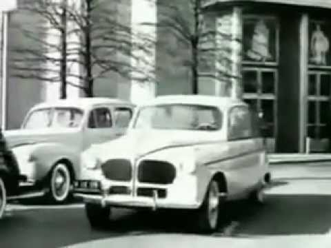 Henry Ford's Hemp Plastic Car (1941)