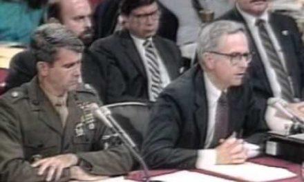 Remembering Iran Contra