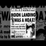 Non-argument for the moon landing Neil deGrasse Tyson