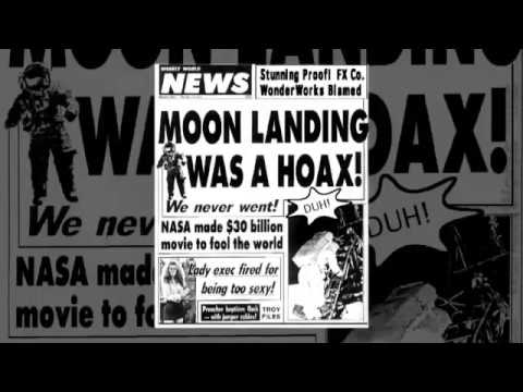 Non-argument for the moon landing Neil deGrasse Tyson