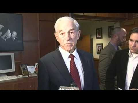 Ron Paul, ACLU Condemn Targeted Killing