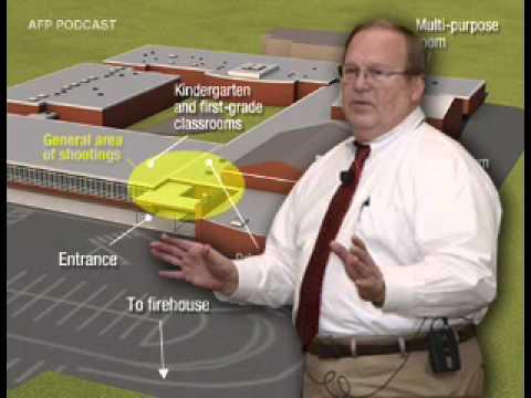 "School security expert: ""Sandy Hook was a hoax"""