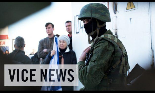 On the ground in the Ukraine