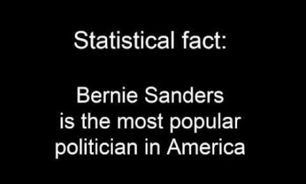 """""""Blame Bernie"""""""