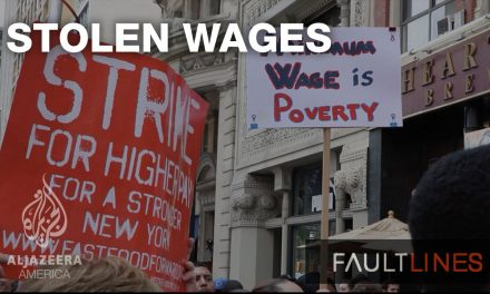 Wage theft in America Inc.