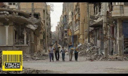 Syria – A year ago