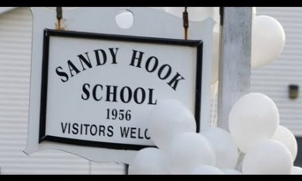 The strange, strange story of Sandy Hook