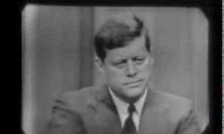 JFK's 100th birthday