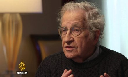 Noam Chomsky of ISIL