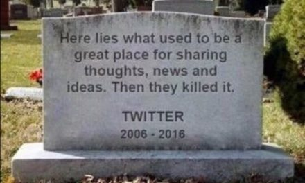 What happened to Twitter?