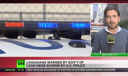 Carrying cash and coming to the US?