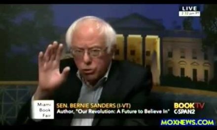 What Bernie is saying now