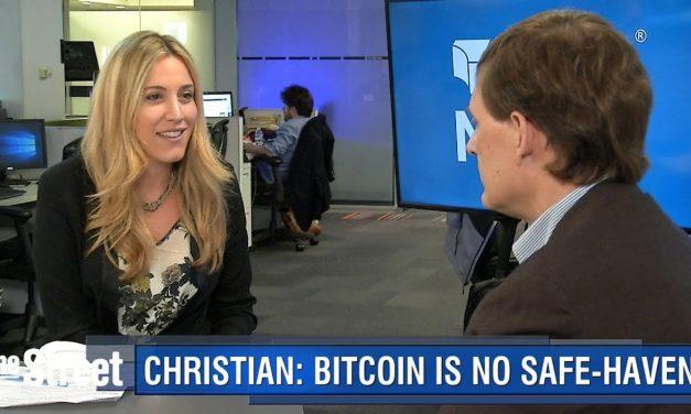 Bitcoin reality check