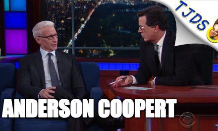 Anderson Cooper CIA grad