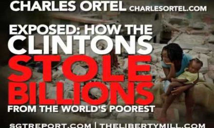 The Clintons in Haiti