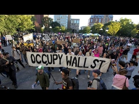 FBI discovers assassination plot against members of Occupy, does nothing