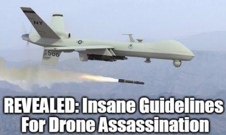 Obama loves drones