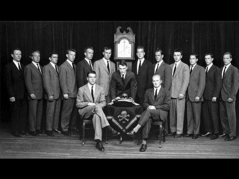 """George Bush Sr and his """"mad dogs"""""""