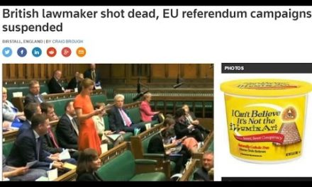 "The ""Brexit"" shooting"
