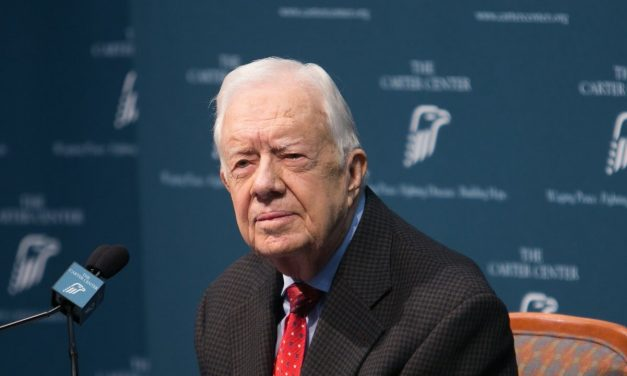 Jimmy Carter on Trump
