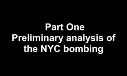 Special Report – NYC bombings