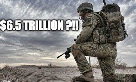 Army misplaced $6 trillion