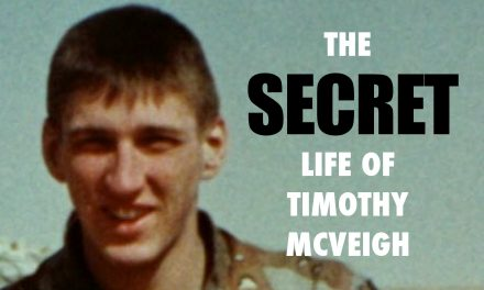 Timothy McVeigh: Government agent