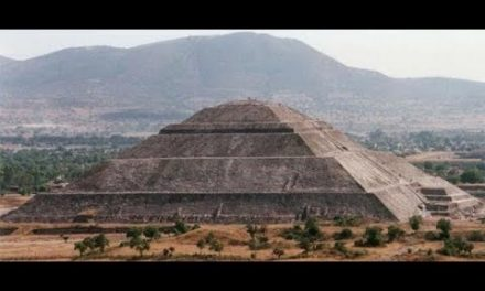 Worlds Largest Pyramid Discovered