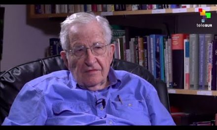 Noam Chomsky on the presidential circus