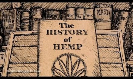 "The history of hemp – minus ""Reefer Madness"""