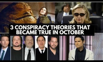 """Crazy"" conspiracy theories"