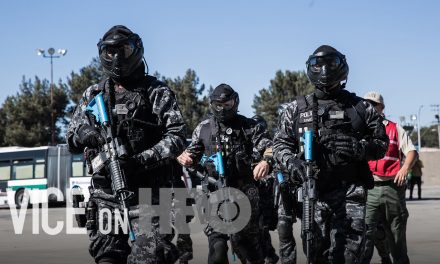 To serve and protect: SWAT teams in America