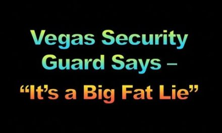 About that Las Vegas hotel guard
