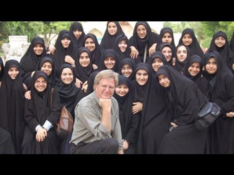 6/9 US businessman visits Iran