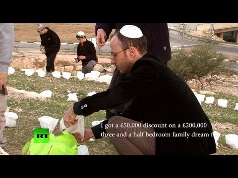 The Israeli land-theft gold rush