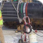 Keystone pipeline already leaking catastrophically