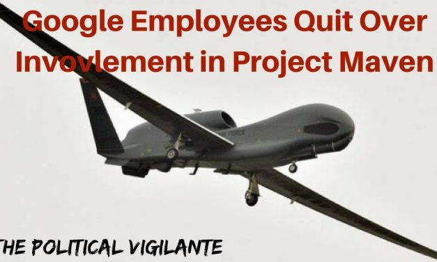 Google employees protest AI killing machine