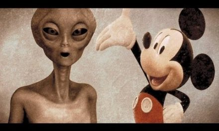 Bizarre Disney TV show promotes the alien agenda