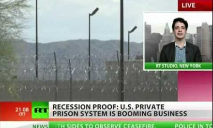 Private prisons, a recession resistant investment opportunity