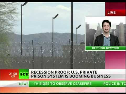 Private prisons, a recession<br>resistant investment opportunity